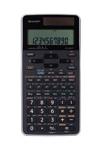 Calculatrice scientifique Sharp EL-546XTB-SL
