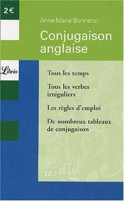 Conjugaison Anglaise Coopoly