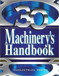 Machinery's Handbook  Toolbox size   30th ed.